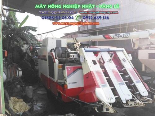 Liên tục xuất bán máy gặt yanmar CA230 đi Cao Bằng